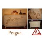 Prague...