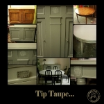 Tip Taupe...