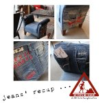 jeans recup ...