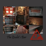 The zoulet's bar...