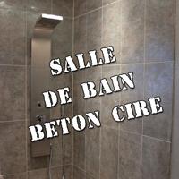 Photos : salle de bain en béton ciré
